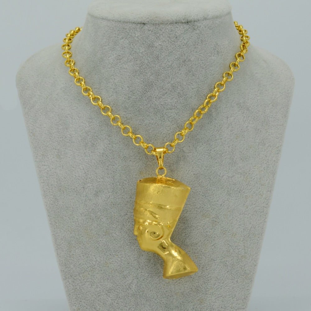 Nefertiti Pendant Jewellery