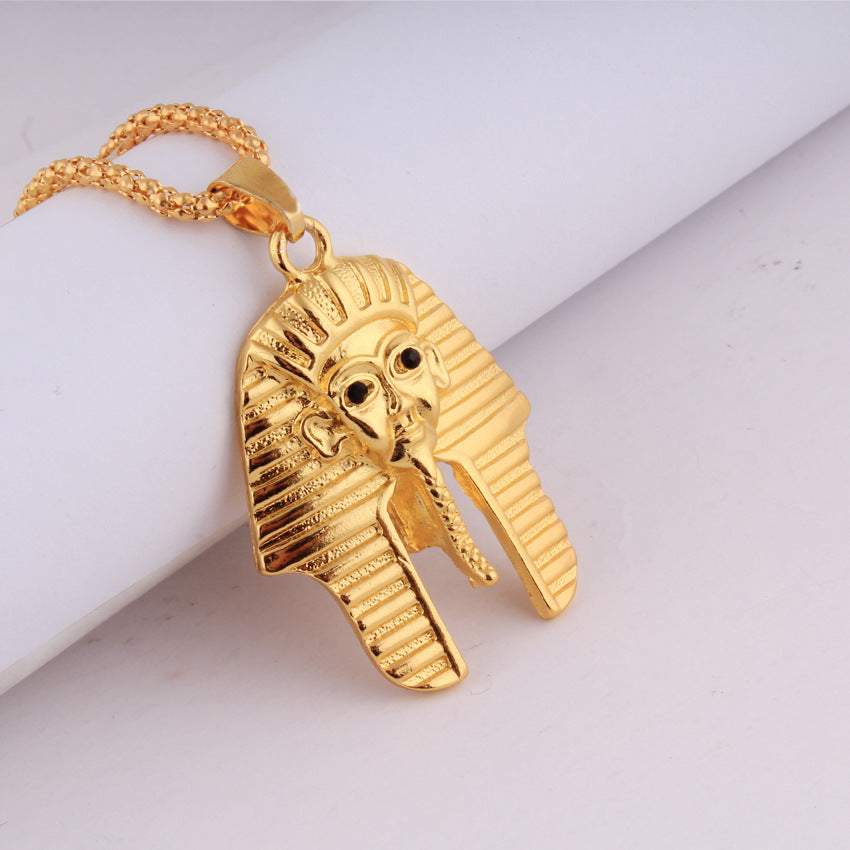 Egyptian Gold Pendant