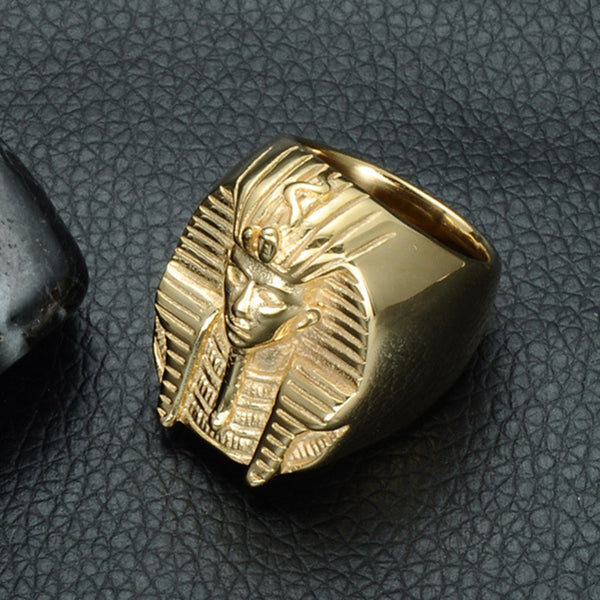 Egyptian Pharaoh Ring