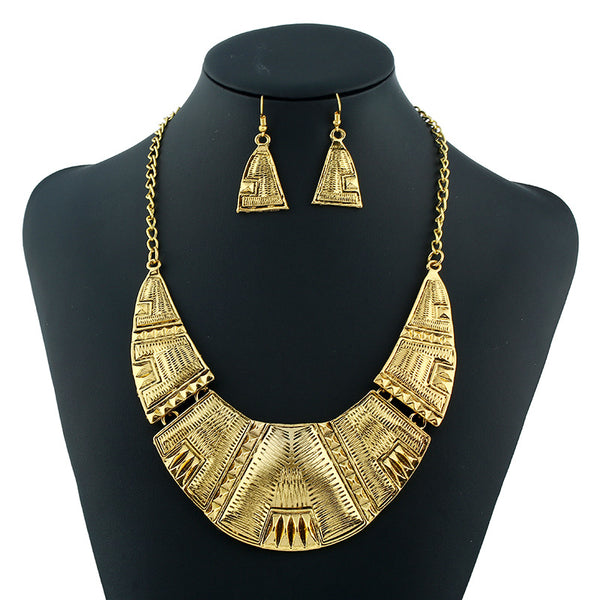 Cleopatra Jewelry Set