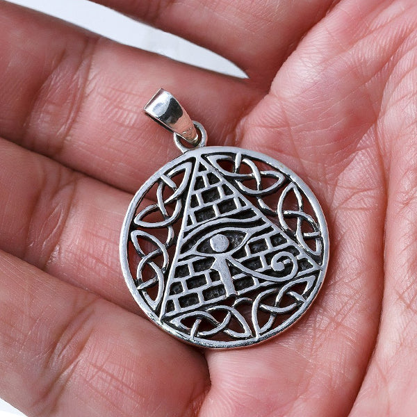 Egyptian Celtic Necklace