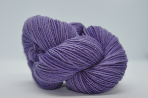 Mountain Haze Violet Luxury Lambswool DK