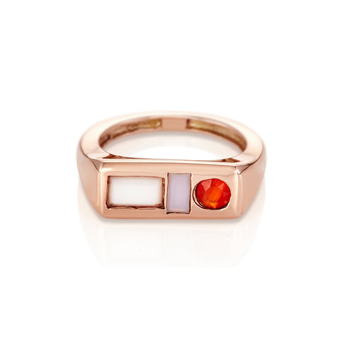 Letizia Color Ring