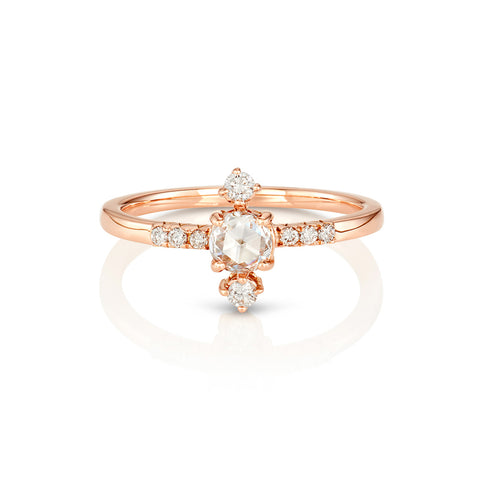 Yours only - Off Marquise Diamond Ring