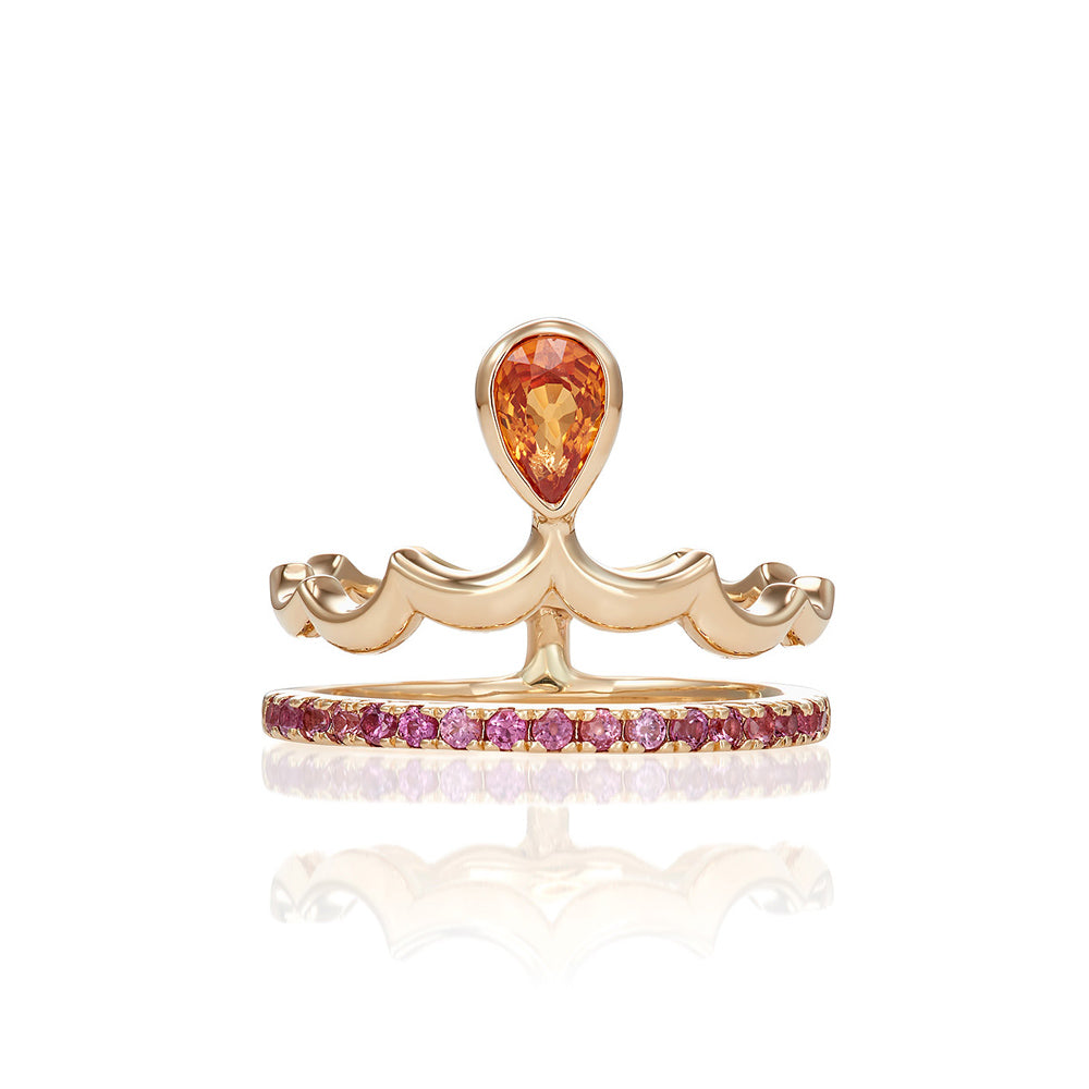 Margrethe Color Ring