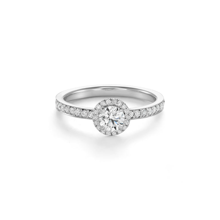 A Better Classic Diamond Ring