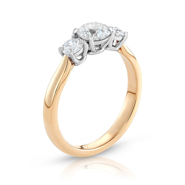 18k Yellow Gold, the Healthy Ring!