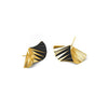 ONDINE BLACK EARRING