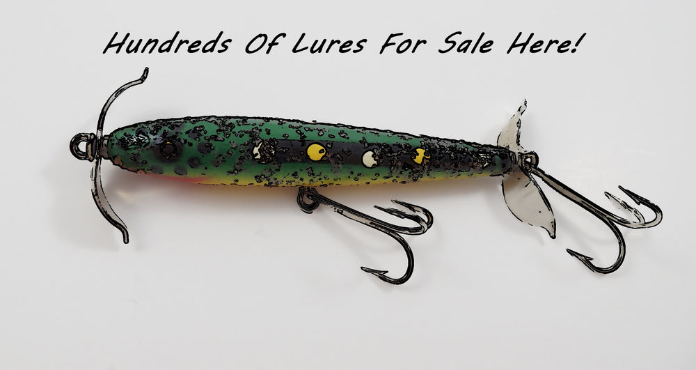Lure Lagoon | Lure Lagoon Vintage & New Old Stock Fishing Lures