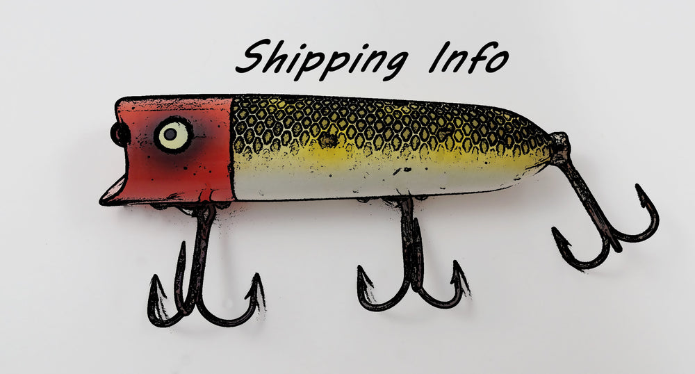 144b36375b2 Welcome to Lure Lagoon where you can buy and sell old vintage fishing lures  from many different companies including Heddon, Creek Chub, Arbogast,  Rebel, ...