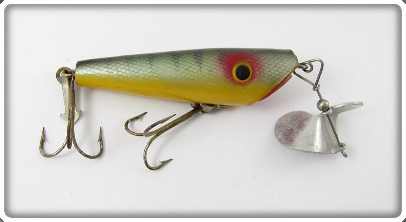Fred Arbogast Perch Sputterbug