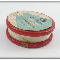 JC Higgins Wooden Line Spool