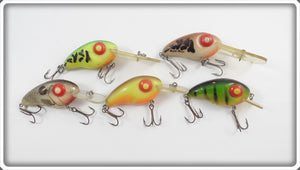 Rabble Rouser Ashley Lot Of Five For Fishing With