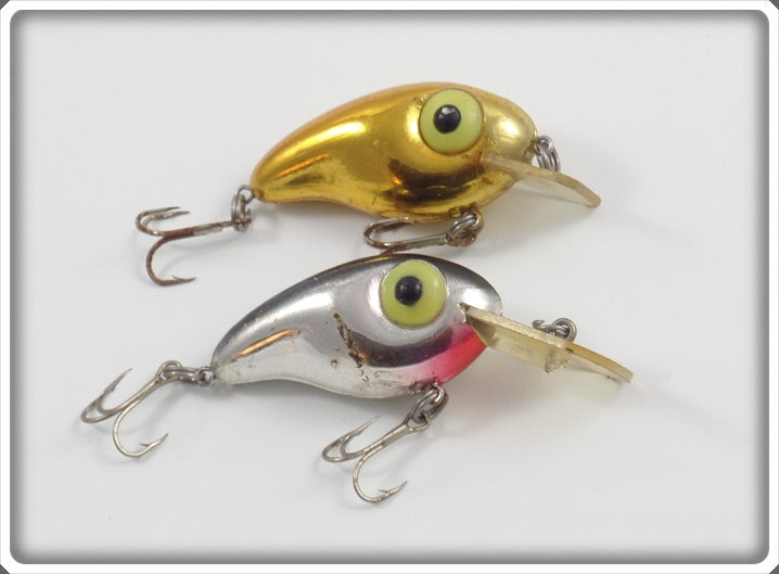 Rabble Rouser Deep Baby Ashley & Baby Ashley: Chrome & Gold Chrome