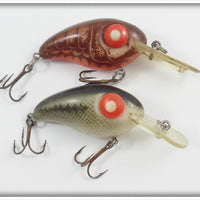 Rabble Rouser Baby Ashley Pair: Natural Crawdad & Bass