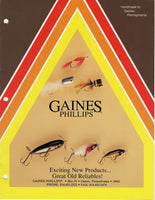 1991 Gaines Phillips Catalog