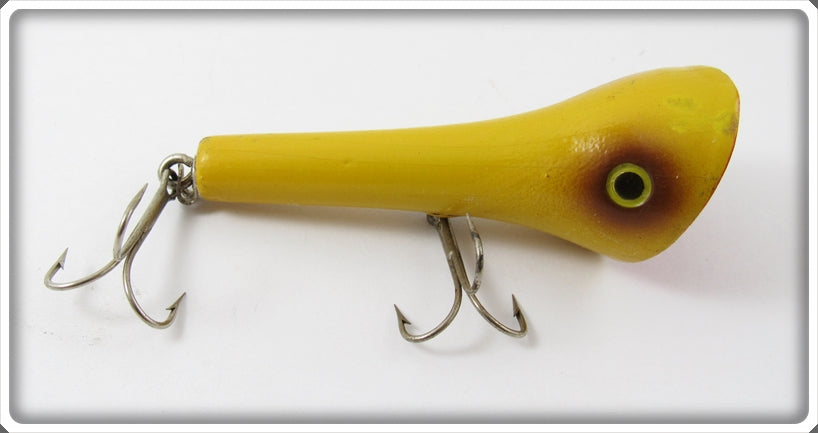 Berry Lebeck Mfg Co Ozarka Yellow Talky Topper