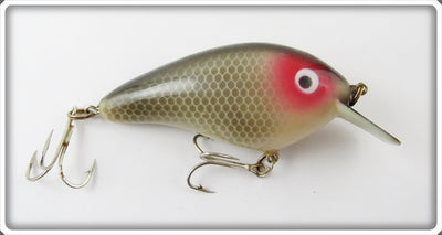 Unknown Black Scale Big O Lure Type