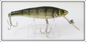 Bagley Small Fry Perch On White