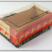 South Bend Pike Scale Fish Obite In Correct Box 1991 P