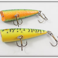 Unknown Popper Pair: Green Crawdad