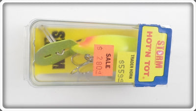 Storm Hot N Tot Chartreuse In Sealed Box HT05-36