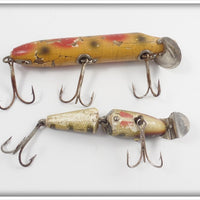 Heddon Vamp & CCBC Jointed Midget Pikie To Fish With