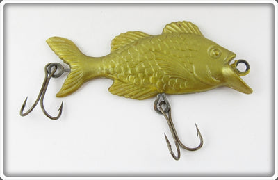 Vintage Gold Digger Minnow Lure