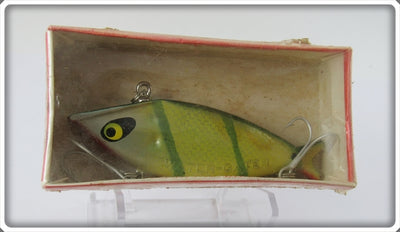 Vintage Smithwick Perch Water Gater Lure In Box