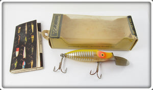 Shakespeare Paw Paw Yellow Shore Minnow Deeper Dan In Correct Box