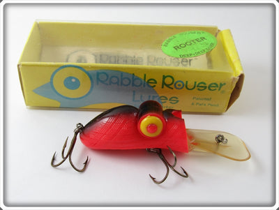 Rabble Rouser Red & Black Rooter In Box