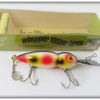 Whopper Stopper Strawberry Spot Hellbender In Box 1158
