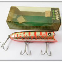 Heddon VCD Shrimp Shiner Lucky 13 In Correct Box 2500