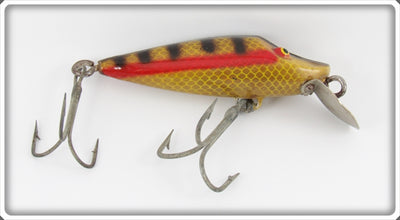 Vintage Dillon Beck Jamison Perch Runt Type Lure