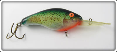 Mann's Natural Finish Deep Crankbait