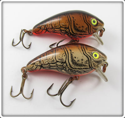 Mann's Natural Crawfish Baby 1- Pair