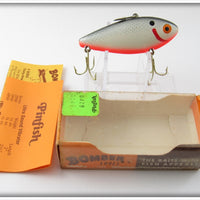 Bomber Silver Scale Orange Belly Pinfish In Box