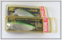 Storm Metallic Green & Green Scale Thinfin Silver Shad Pair In Boxes