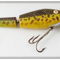 L&S Yellow Body Brown Speckles Pike-Master