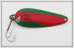 Eppinger Red & Green Dardevle Imp
