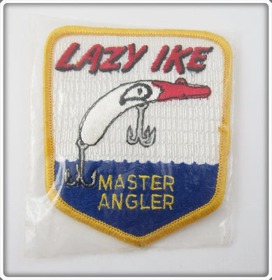 Lazy Ike Master Angler Patch In Package