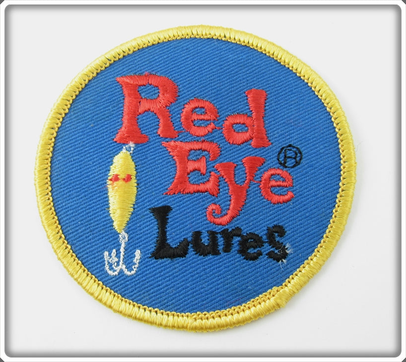 Red Eye Lures Patch