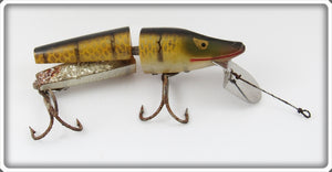 Heddon Pike Scale Scissor Tail