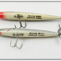 Heddon Red Head Flitter & Shad Flitter Surface Cobra Pair