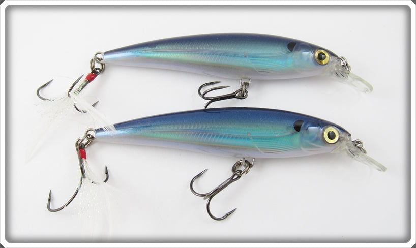 Rapala Blue X-Rap Pair
