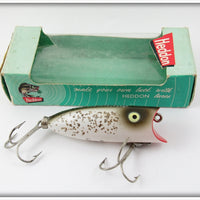 Heddon Silver Flitter Baby Lucky 13 In Box