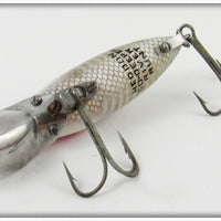 Heddon White Shore Early Scoop Lip Go Deeper River Runt