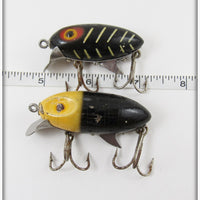 Clark's Black & White And Black Shore Water Scout Pair