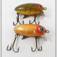 Clark's Perch & Pearl Water Scout Pair