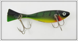 Heddon GYR Green Yellow Red Prowler
